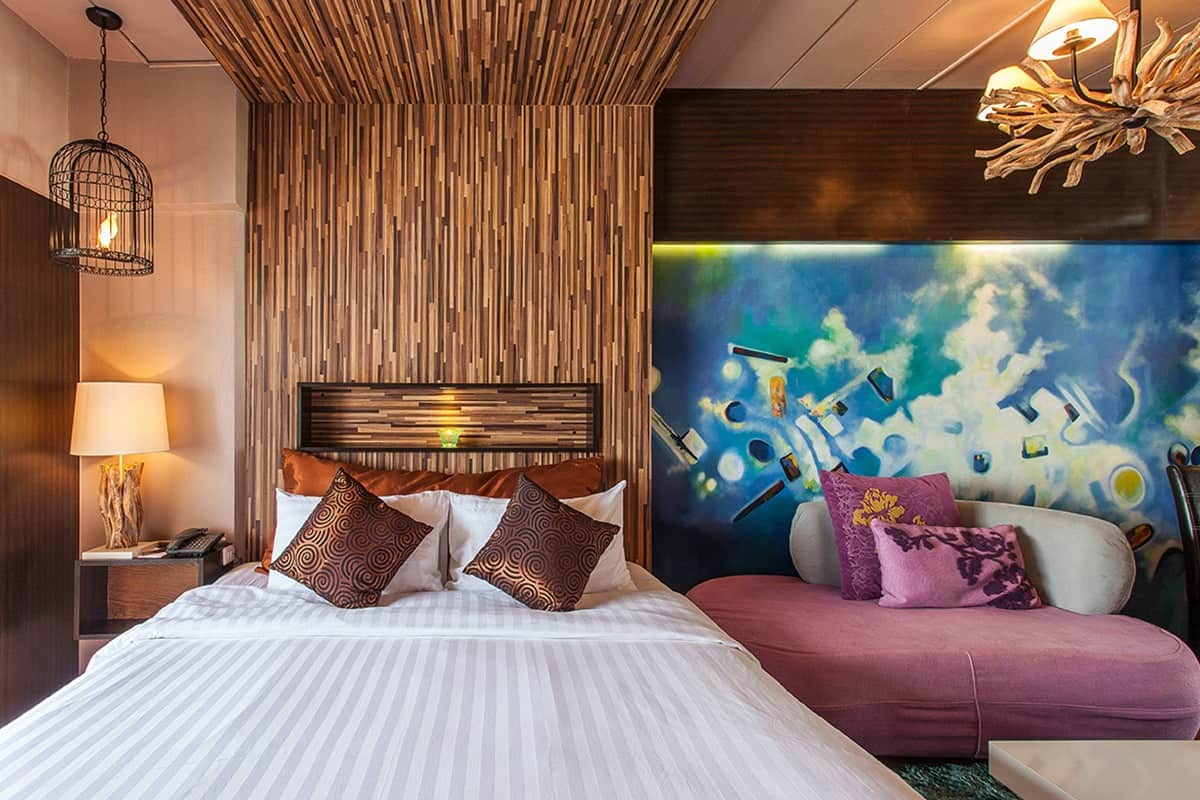 Stylish Seaview Suite